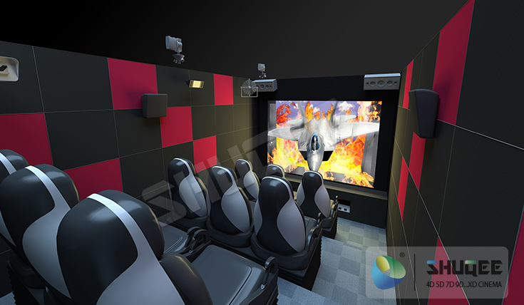 5d cabin movie theater